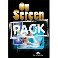 ON SCREEN 2 STUDENTS BOOK INTERNATIONAL (WITH DIGIBOOK APP)