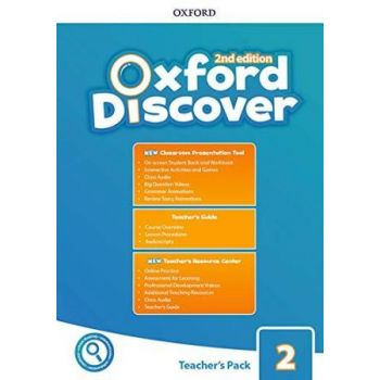 Oxford Discover Second Edition 2 Teacher's Pack