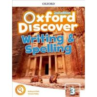 Oxford Discover Second Edition 3 Writing and Spelling Book