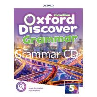 Oxford Discover Second Edition 5 Grammar Class Audio CDs