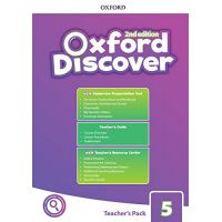 Oxford Discover Second Edition 5 Teacher's Pack
