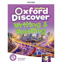 Oxford Discover Second Edition 5 Writing and Spelling Book