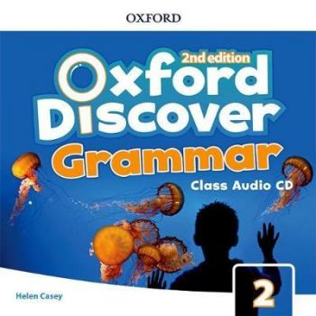 Oxford Discover Second Edition 2 Grammar Class Audio CDs