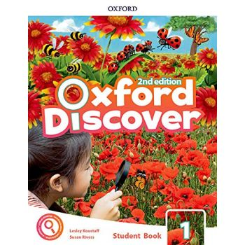 Oxford Discover Second Edition 1 Student`s Book