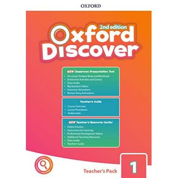 Oxford Discover Second Edition 1 Teacher's Pack