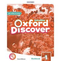 Oxford Discover Second Edition 1 Workbook with Online Practice