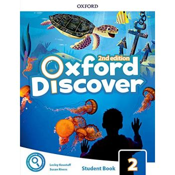 Oxford Discover Second Edition 2 Student`s Book