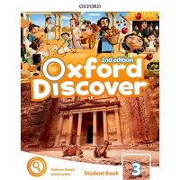 Oxford Discover Second Edition 3 Student`s Book