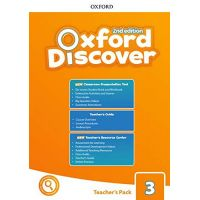 Oxford Discover Second Edition 3 Teacher's Pack