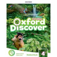 Oxford Discover Second Edition 4 Student`s Book