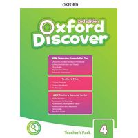 Oxford Discover Second Edition 4 Teacher's Pack