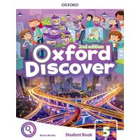 Oxford Discover Second Edition 5 Student`s Book