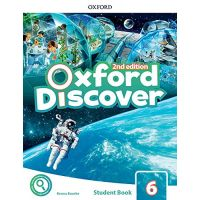 Oxford Discover Second Edition 6 Student`s Book