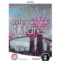 Oxford Discover Futures 2 Workbook + Online Practice