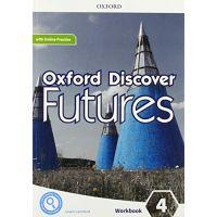 Oxford Discover Futures 4 Workbook + Online Practice