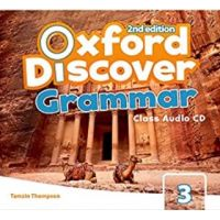 Oxford Discover Second Edition 3 Grammar Class Audio CDs