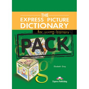 The Express Picture Dictionary for Young Learners Student's Pack (Studen's Book and Activity Book)