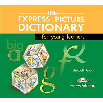 The Express Picture Dictionary for Young Learners Student's Book Audio CDs (set of 3)