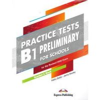 PRACTICE TESTS B1 PRELIMINARY FOR SCHOOLS  Teacher's Book with DigiBooks App