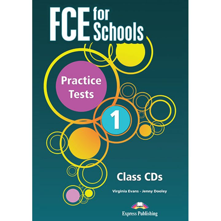 FCE FOR SCHOOLS 1 PRACTICE TESTS Class CD MP3 (set of 5)