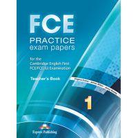FCE PRACTICE EXAM PAPERS 1 Teacher's Book
