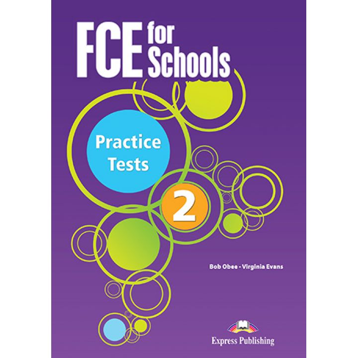 FCE FOR SCHOOLS 2 PRACTICE TESTS Class CD MP3 (set of 4)