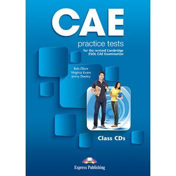 CAE PRACTICE TESTS Class Audio CD