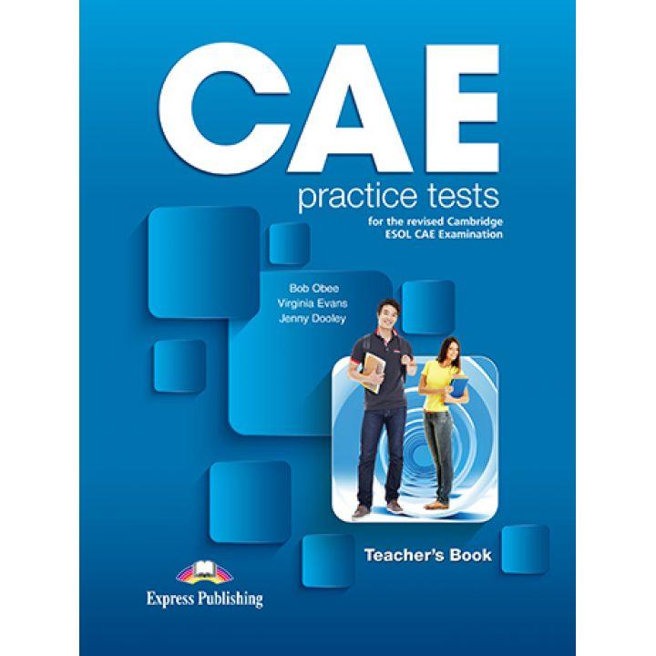 CAE PRACTICE TESTS Teacher's Book