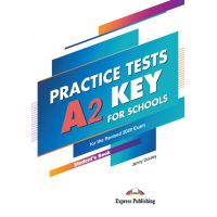 PRACTICE TESTS A2 KEY FOR SCHOOLS  Student's Book with DigiBooks App