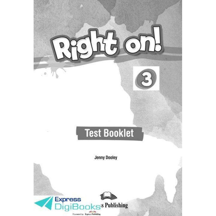 RIGHT ON! 3 TESTS DIGIBOOK APPLICATION (NTERNATIONAL)