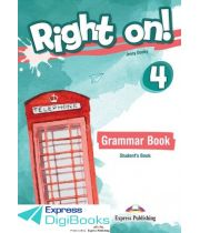 RIGHT ON! 4 GRAMMAR BOOK DIGIBOOK APPLICATION (INTERNATIONAL)