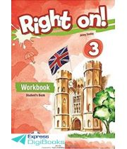 RIGHT ON! 3 WORKBOOK STUDENT'S DIGIBOOK APPLICATION (INTERNATIONAL)