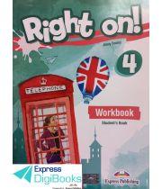 RIGHT ON! 4 WORKBOOK STUDENT'S DIGIBOOK APPLICATION (INTERNATIONAL)