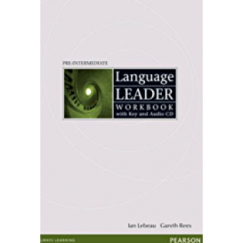 Language Leader Pre-Intermediate Workbook