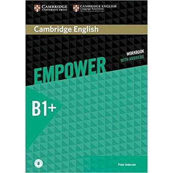 Empower Level B1+ Work Book