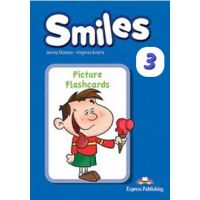 SMILES 3 FOR UKRAINE PICTURE FLASHCARDS