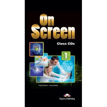 ON SCREEN 1  CD