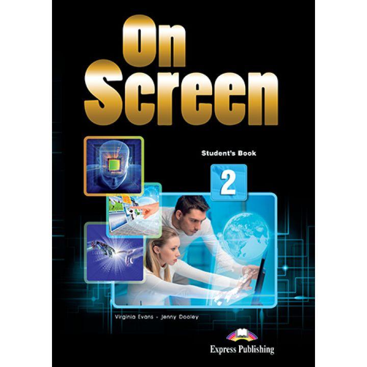 ON SCREEN 2 STUDENTS BOOK INTERNATIONAL
