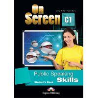 ON SCREEN C1 PUBLIC SPEAKING SKILLS  STUDENTS BOOK