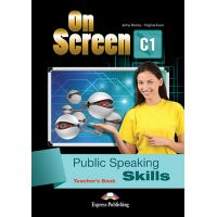 ON SCREEN C1 PUBLIC SPEAKING SKILLS  TEACHERS BOOK
