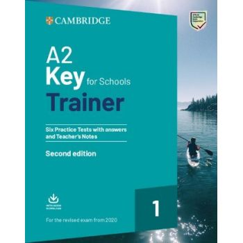 Cambridge A2 Key for Schools Trainer 1 for the Revised Exam from 2020