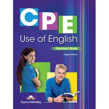 CPE USE OF ENGLISH Teacher's Book