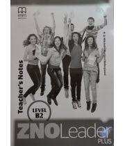 ZNO Leader Plus for Ukraine B2 Teacher's Notes
